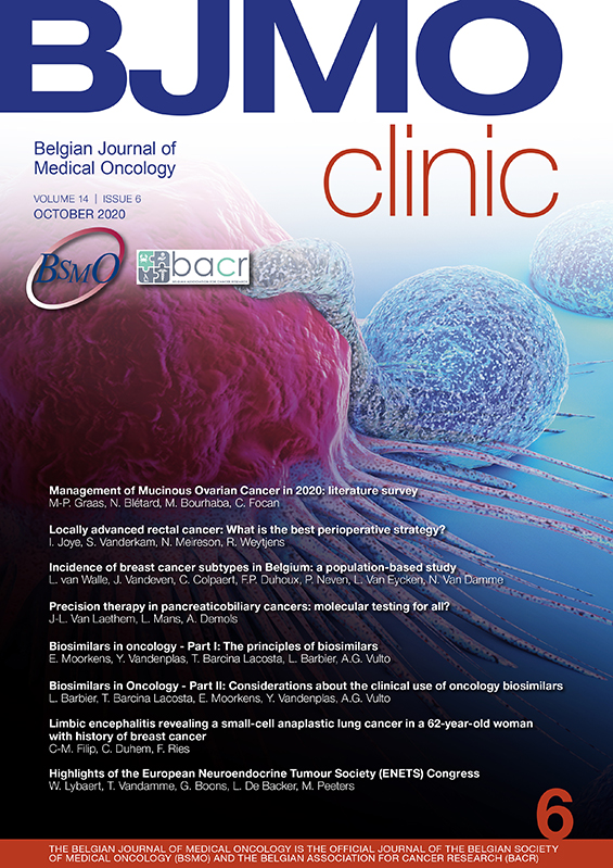 Belgian Journal of Medical Oncology