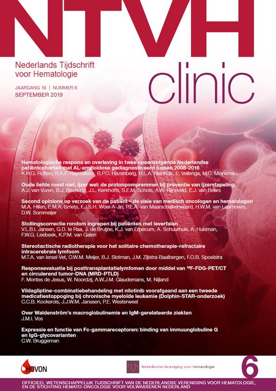 Nederlands Tijdschrift voor Hematologie