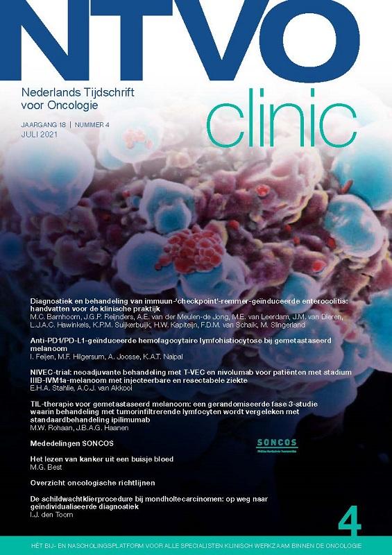 Nederlands Tijdschrift voor Oncologie