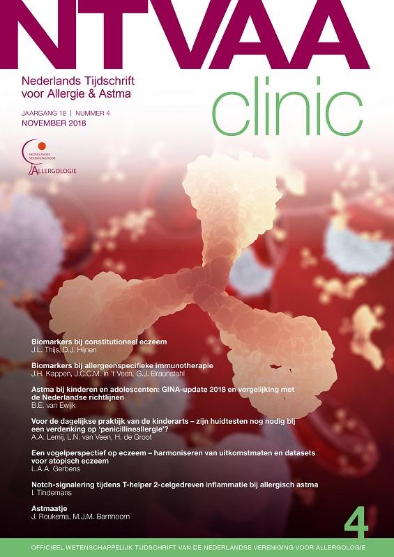 Nederlands Tijdschrift voor Allergie en Astma