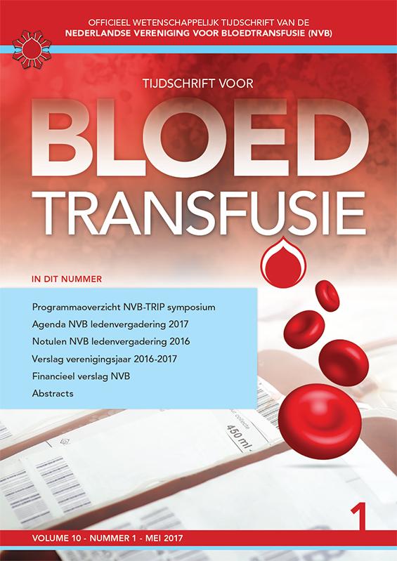 Tijdschrift voor Bloedtransfusie
