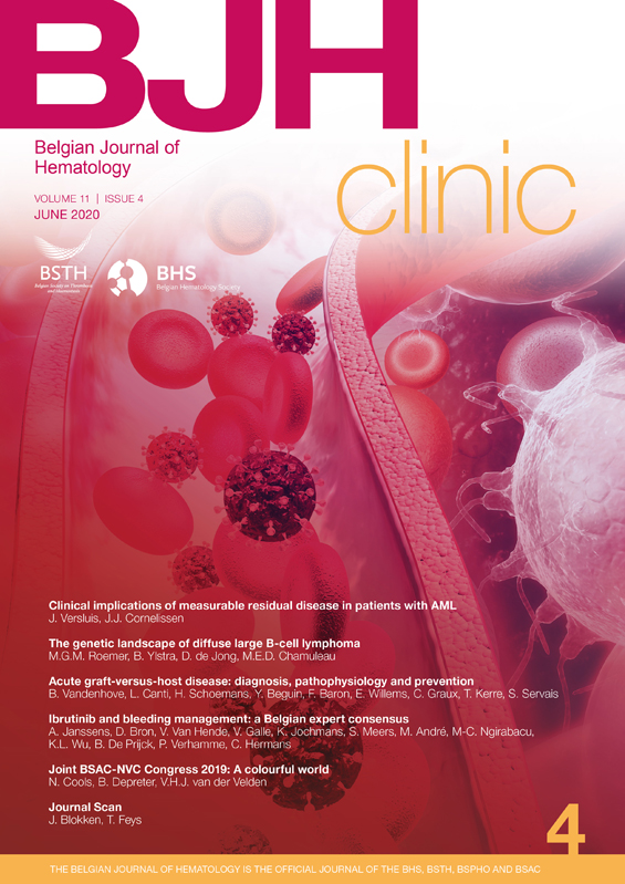 Belgian Journal of Hematology (BJH)